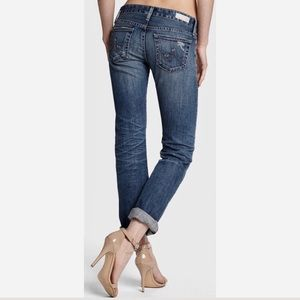 Adriano Goldschmied Charlotte Straight Leg Jeans